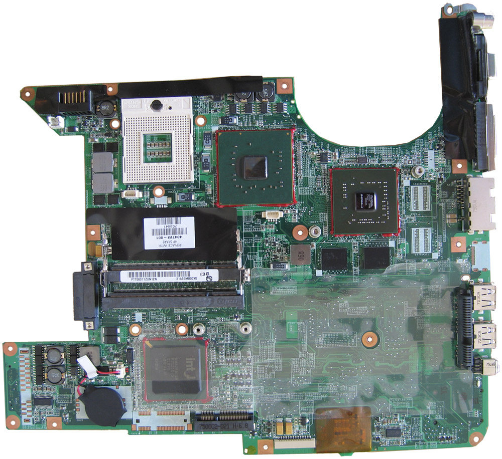 hp pavilion laptop motherboard ny parts